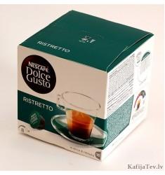 Dolce Gusto Espresso Ristretto 16 kapsulas